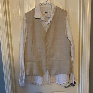 Men's Linen Suit